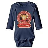 Daniel Tigers Neighborhood Unisex Baby Navy Long Sleeve Snapsuit s