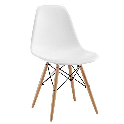 Sillatea Silla Tow Wood - Colores (Blanca), usado segunda mano  Se entrega en toda España
