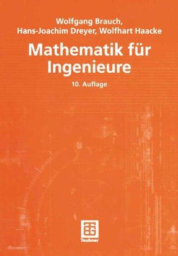 Mathematik Fur Ingenieure