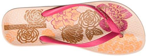 Ipanema - Ipanema Anat. Temas Vi Fem, Infradito Donna Multicolore(Pink)