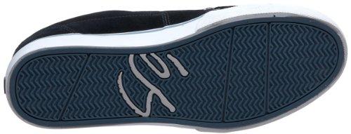éS HOLBROOK LO 5101000115, Unisex - Erwachsene Sportschuhe - Skateboarding Marron - Navy/White