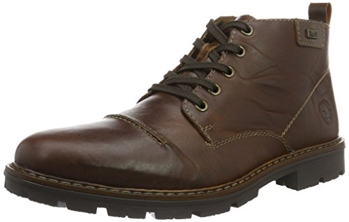 Rieker Herren 32102 Desert Boots, Braun (Marron/Kastanie / 26), 46 EU