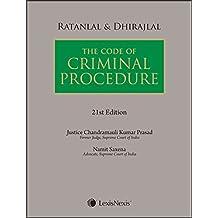 Ratanlal & Dhirajlal's The Code of Criminal Procedure
