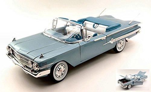 welly-we9864-chevrolet-impala-1960-metallic-light-blue-118-modellino-die-cast