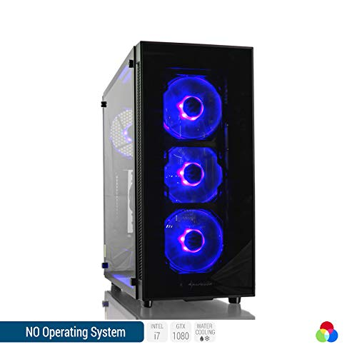 Coupon Matrix - Sedatech Ultimate Gaming PC Watercooling, Intel i7-8700K 6x 3.70Ghz, Geforce GTX1080 8Gb, 32Gb RAM DDR4 3000Mhz, 500Gb SSD M.2 PCIe, 3Tb HDD, SM© USB 3.1, Wifi, HDMI2.0, 4K resolution. Desktop Computer without OS
