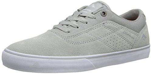 Emerica - The Herman G6 Vulc, Chaussures De Skate Pour Homme (gris Clair)
