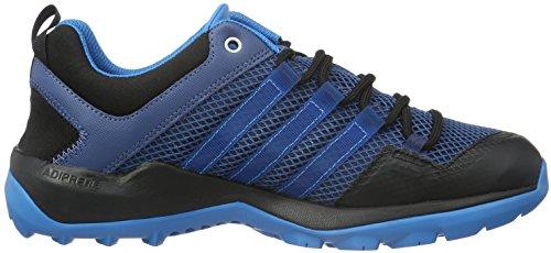 adidas Daroga Plus, Chaussures de Sport Mixte Adulte, Bleu, 44.6 EU Multicolore - Azul / Negro (Azuvis / Azusol / Negbas)