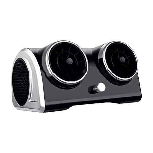 XLKP888 Tragbare klimaanlage für Autos 12 v 24 v blattlose Motor Auto lüfter geräuscharm Desktop kühler für Fahrzeug LKW Boot Fan,12V -