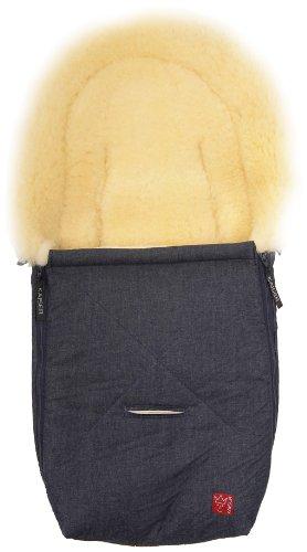 Kaiser - Saco de dormir infantil piel de cordero Jeans