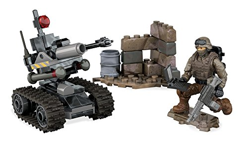 Mega Construx Call of Duty Assault Drone Building