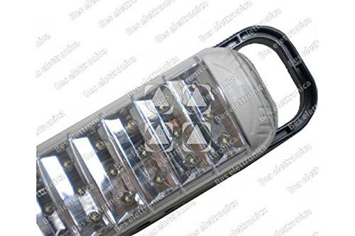 Zoom IMG-2 dp baladeuse led 717a lampada