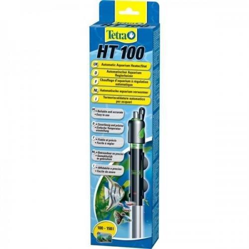 Tetratec HT 100 Reglerheizer, Heizstab, Aquariumheizer