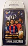 Winning Moves WIN62387 Top Trumps: Internationale Fußballstars 6, Kartenspiel