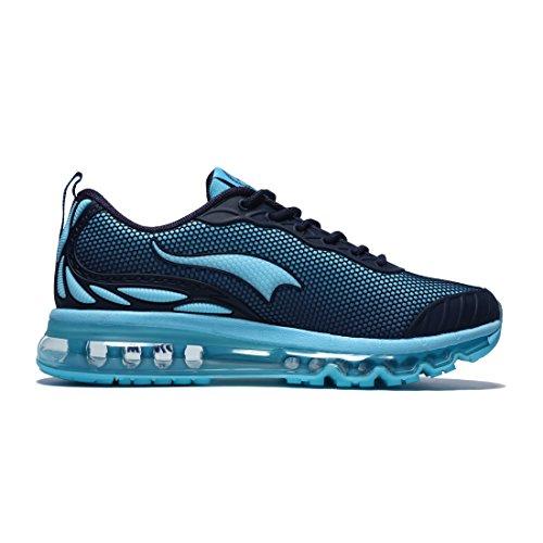 Zapatillas Azul Hombre Aire Cielo Onemix Ultraligero Zapatillas TEqX00