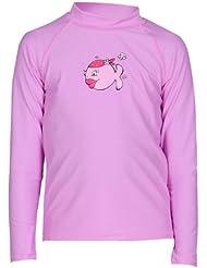 IQ UV 300 Shirt Kids Long Sleeve Candyfish Langarm UV-Shirt (violet) 726326.2337 Collection 2014