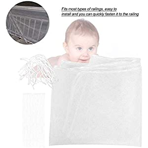 Children's Balcony Stairs Protection Net, 3 Meters Railing Safety Mesh for Baby Child Kids Pet Indoor Outdoor   7