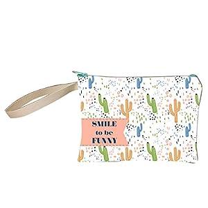 ARTEMODEL Cactus Smile Neceser, Multicolor (1)