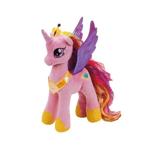 Ty - TY41181 - My Little Pony - Peluche Apple Cadence - 20 cm