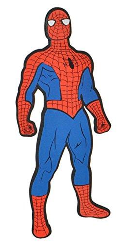 Unbekannt 3-D Wandtattoo XL Spiderman aus Moosgummi - Kind Kinder Amazing Spider Man Spinne Spider-Man Wandsticker Wanddeko (Man Amazing Wand Spider)