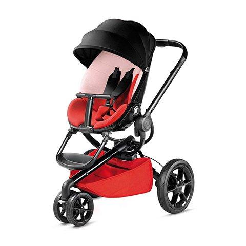 Quinny Moodd Kinderwagen schwarz