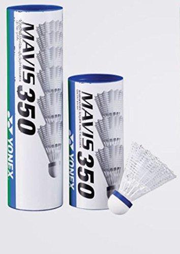 Bälle Provided Yonex Mavis 2000 Nylon Plastik Badmintonball Federball Langsam Mittel Schnell Sport