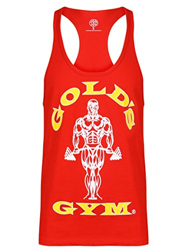 Tank Top - Retro Golds Gym