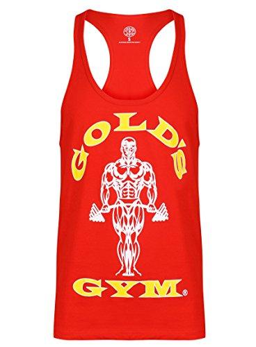 Tank Top - Retro Golds Gym