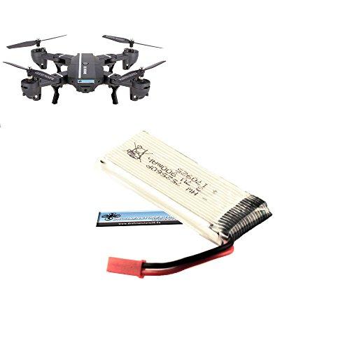 DROHNENSTORE24.DE ...DER DROHNEN-GURU DS24 Ersatz Akku für 8807W Drohne 3.7V 900mAh - Quadrocopter Lipo