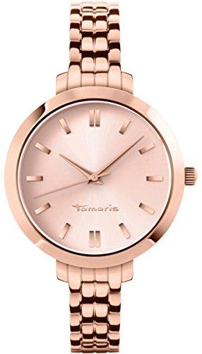 Tamaris - B04202020 - Montre Femme - Quartz - Analogique - Bracelet Acier inoxydable Or et Rose