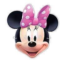 Verbetena Verbetenta, 014001141, pack 6 masks Minnie mouse pink, cardboard product