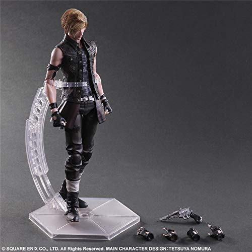 Zhou.Dream team Play Arts ändert Final Fantasy 15: Brotherhood PA ändert Prando Ajtam kann es