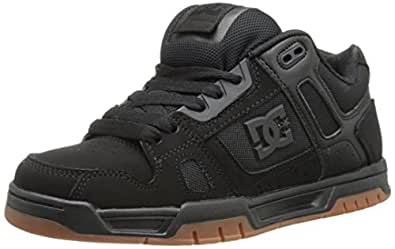 acd6fde92e4 DC Shoes Men's Stag Lace Up: Amazon.co.uk: Shoes & Bags