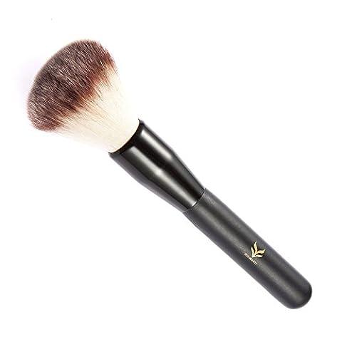 Gazechimp Pro Maquillage Pinceau Blush Brosse Poudre Libre pour Le
