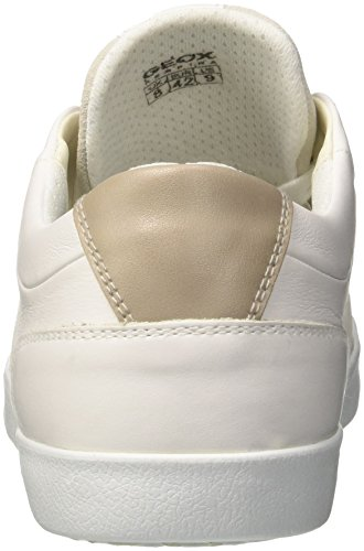 Blanc Sxqn6a White U Basses For Homme Papyrus Geox Sneakers Smart B fxqB8T8