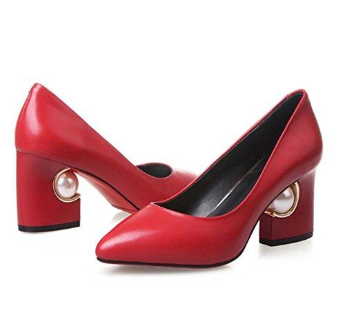 WZG Le printemps et l'été nouvelle vachette sandales en cuir des chaussures plates sauvages sangle mince sandales beige