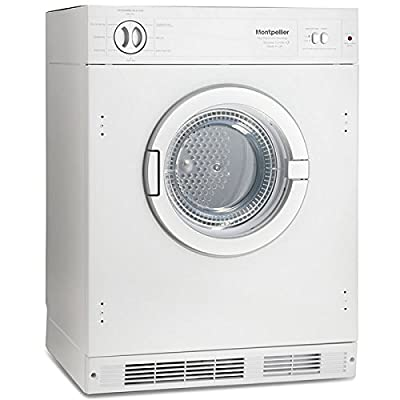 Montpellier MTDI7S 7kg Integrated Vented Tumble Dryer from Montpellier