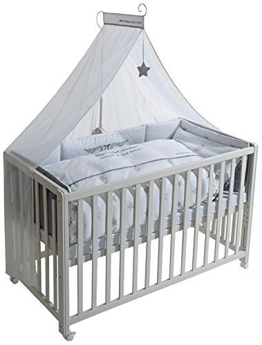 Preisvergleich Produktbild roba 16300-3 RS2 Room Bed Rock Star Baby 2, weiß