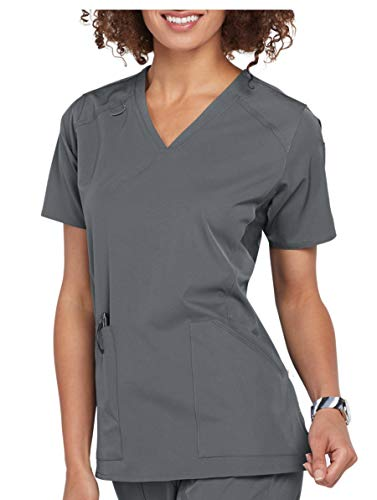Smart Uniform Schlupfkasack A106 (M, Pewter) - Uniformen Cherokee Medizinische