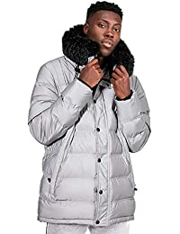 b3bc38092d31d Kings Will Dream Men's Frost Reflective Parka