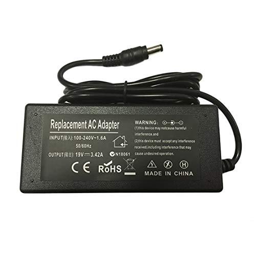 LouiseEvel215 Laptop Power Adapter Ladegerät für Toshiba Satellite L500 L650 L670 L750D L850 (Toshiba-laptop-energie-adapter)