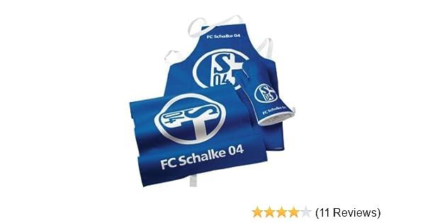3- teilig Schalke Grillset