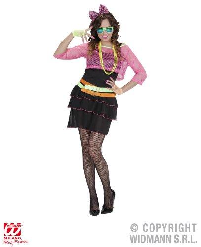 KOSTÜM - 80er JAHRE GROUPIE - (Kostüm Halloween Groupie)
