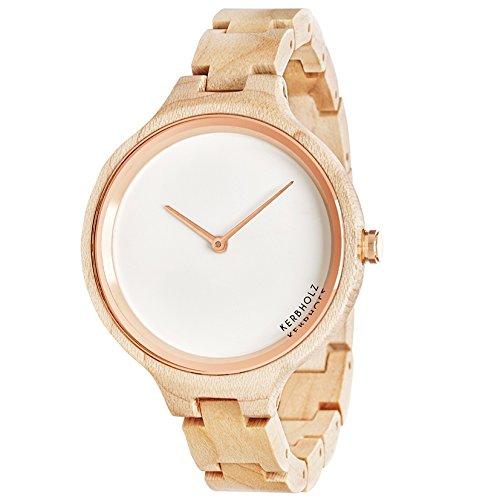 Kerbholz Damen-Armbanduhr Hinze
