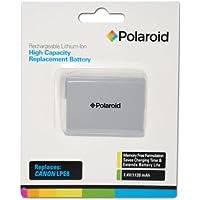 Polaroid High Capacity Battery Canon LPE8 rechargeable au lithium de remplacement (compatible avec: Canon EOS T3i, T2i)