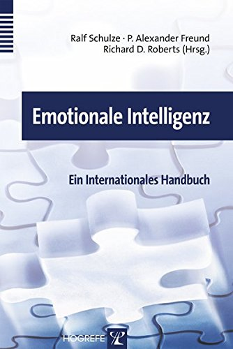 Emotionale Intelligenz: Ein Internationales Handbuch