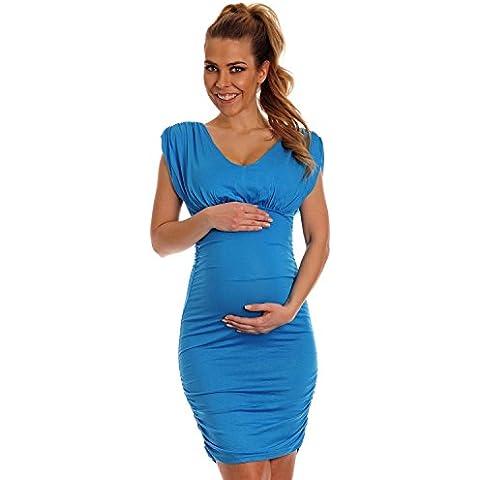 Happy Mama De Las Mujeres Maternidad Tramo Jersey Vestido Ataques Más Grande Bustos Damas 525p
