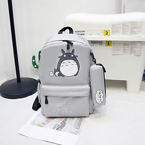 ack Anime kleine frische Tasche Männer und Frauen Studenten Reisetasche wasserdicht Rucksack ()