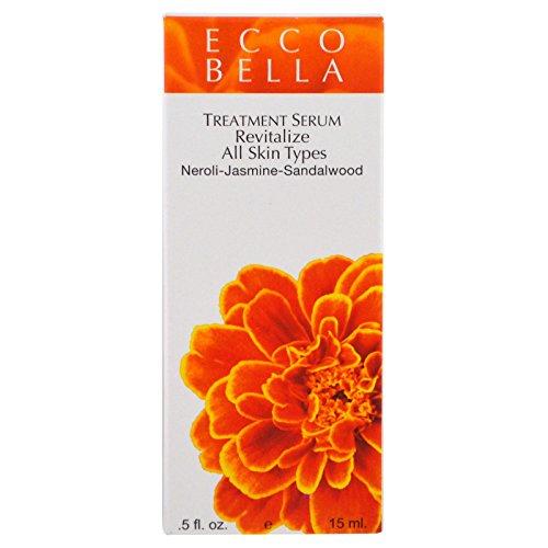 S_rum traitement, Revitalize, 0,5 onces liquides (15 ml) - Ecco Bella