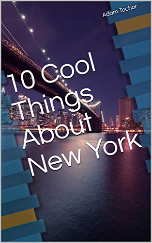 10 Cool Things About New York (Places Series Book 1) book cover