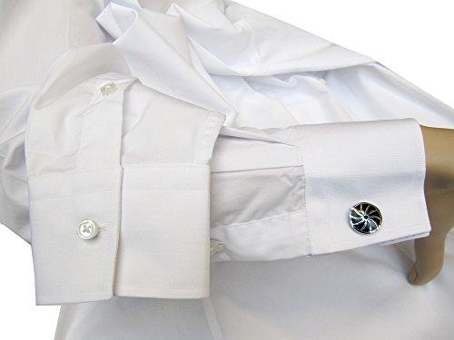 MUGA -  Camicia classiche  - Basic - Classico  - Maniche lunghe  - Uomo Fucsia